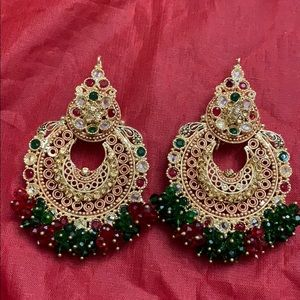 Jewelry - New without Bollywood Earrings